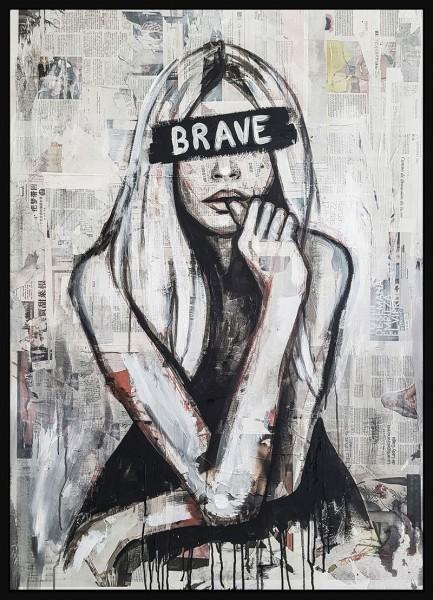 BRAVE - Unikat