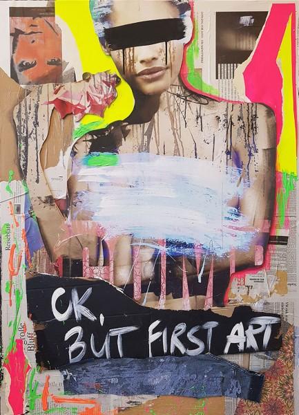 FIRST ART - Print