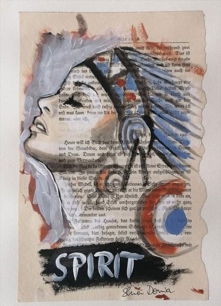 M: SPIRIT - Print