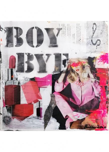 BOY BYE - UNIKAT