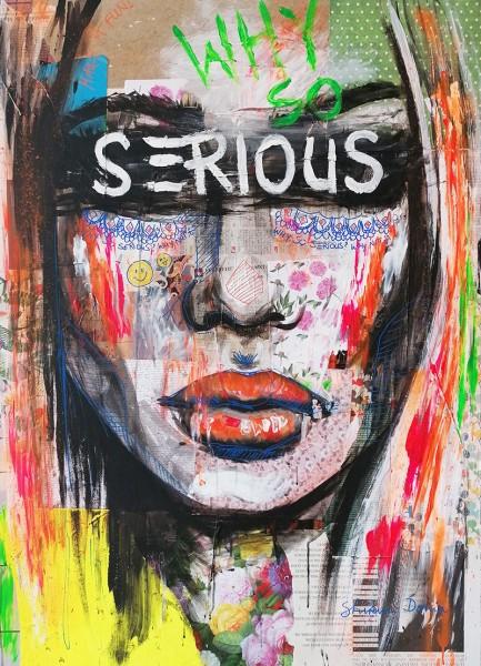 SERIOUS - Print