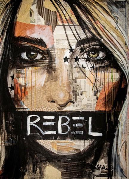 REBEL - Print