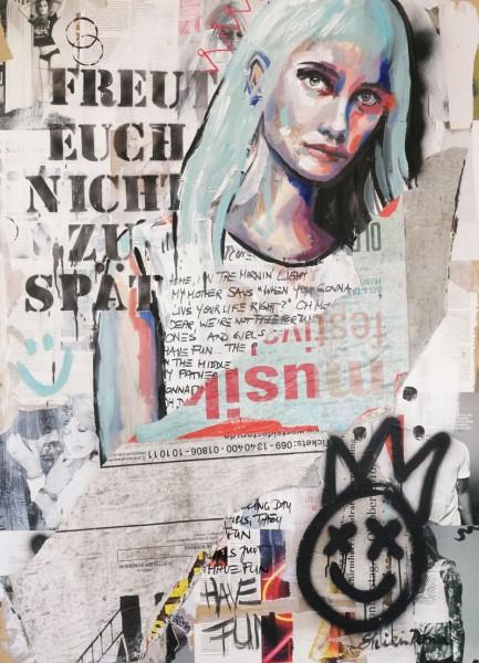 FREUT EUCH - Print