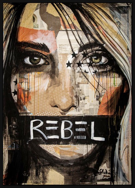 REBEL - Unikat