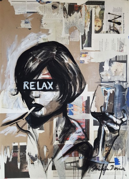 RELAX - Print