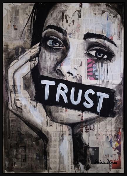 TRUST II - Unikat