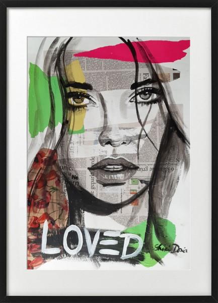 LOVED - Print