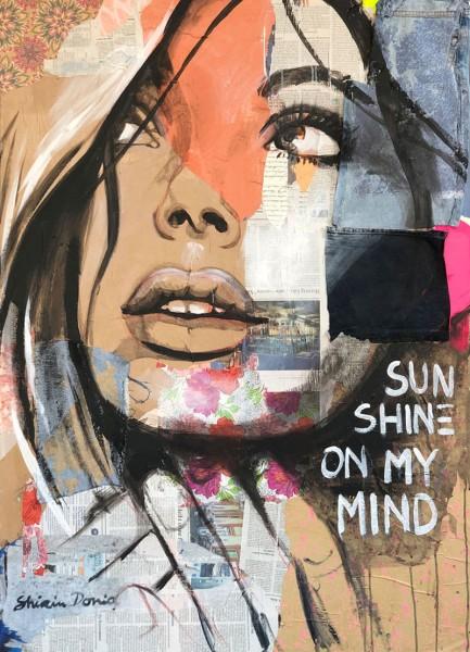 SUN SHINE - Print