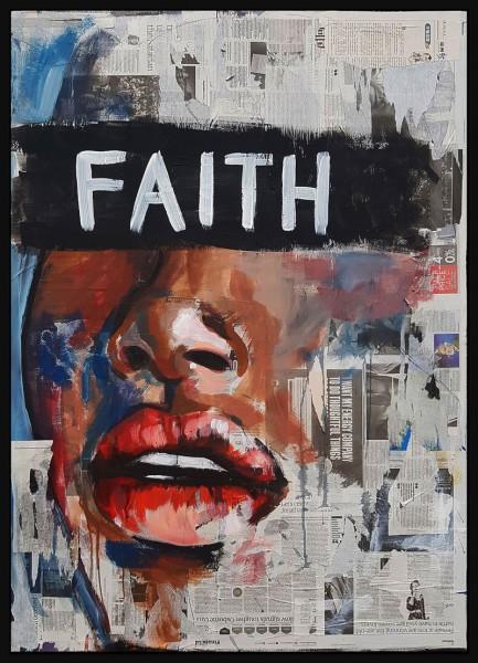 FAITH - Unikat