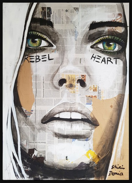 REBEL HEART - Unikat