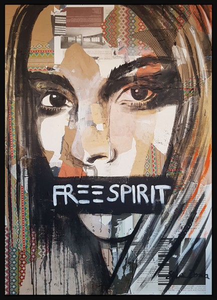 FREE SPIRIT - Unikat