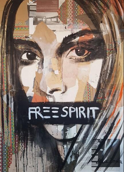 FREE SPIRIT - Print