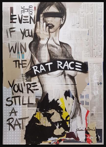 RAT RACE - Unikat