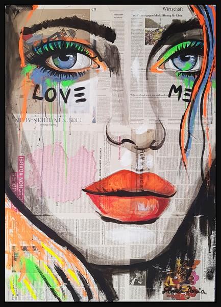 LOVE ME - Unikat