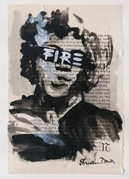 M: FIRE - Print