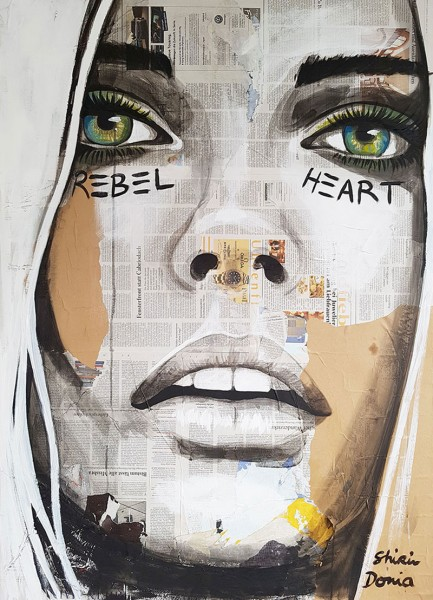 REBEL HEART - Print