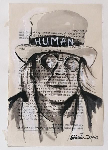 M: HUMAN - Unikat