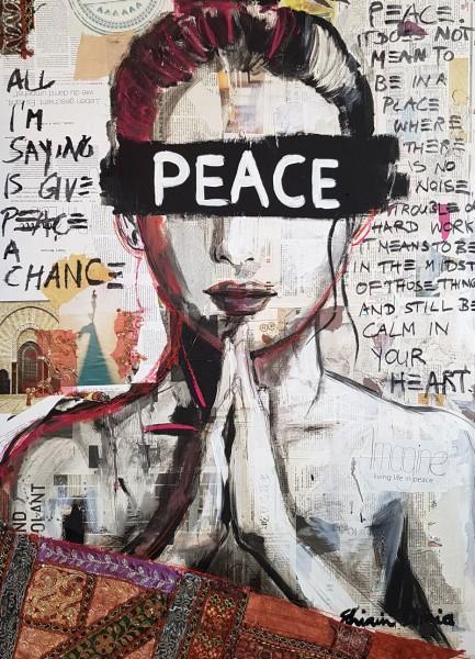 PEACE - Print