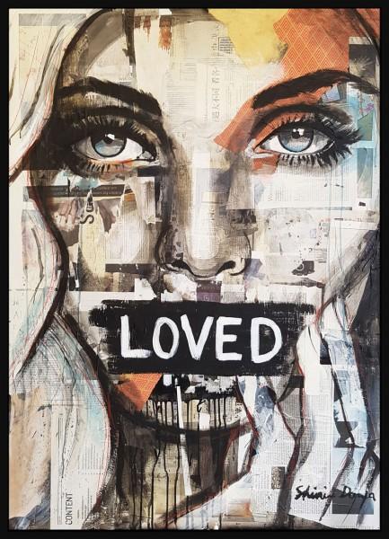 LOVED - Unikat