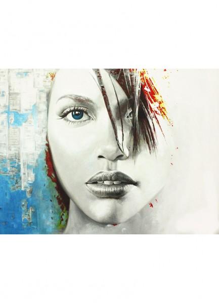 BLUE EYES - Print