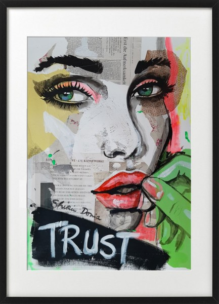 TRUST I - Print