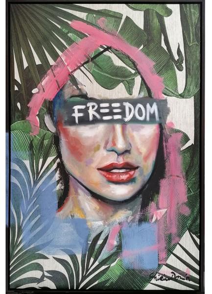 JUNGLE - FREEDOM - Unikat