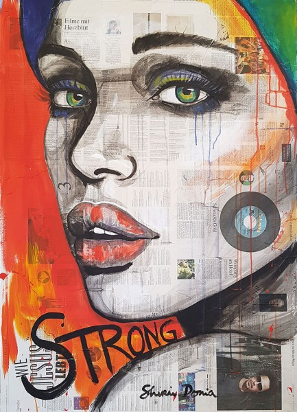 STRONG - Print