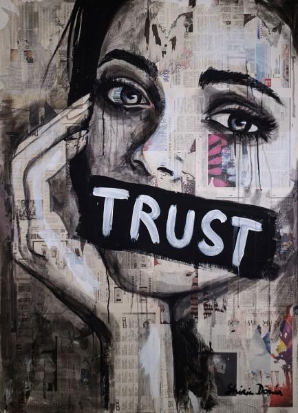TRUST II - Print