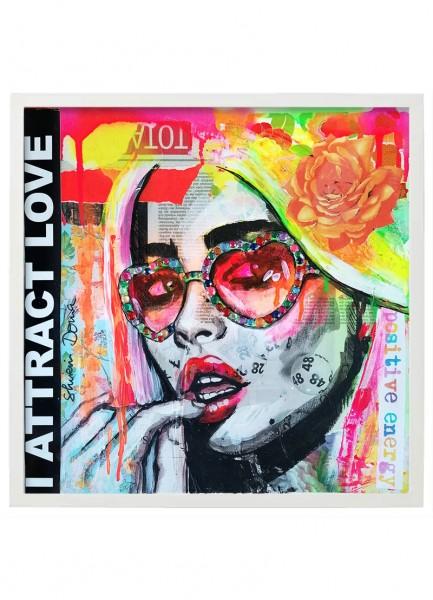 ATTRACT LOVE – mini - Print