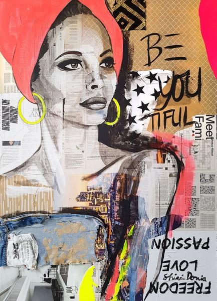 BE YOU TIFUL - Print
