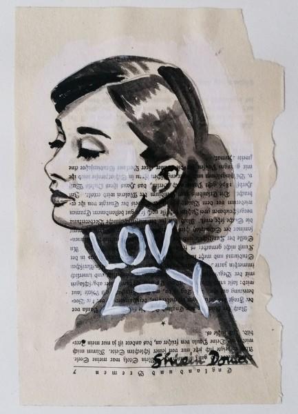 M: LOVLEY - Print
