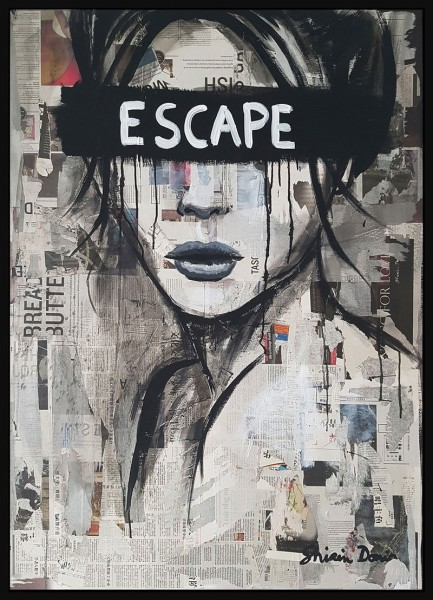 ESCAPE - Unikat