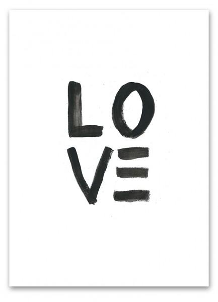 Z: LOVE - Print