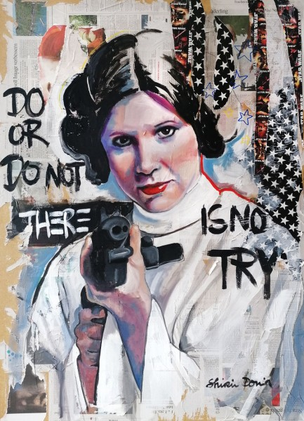 NO TRY - Print