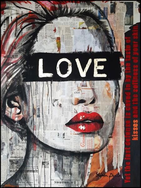 LOVE - Unikat 1