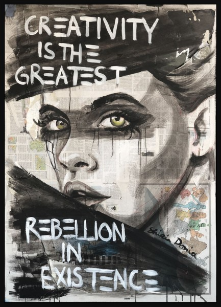 REBELLION - Unikat