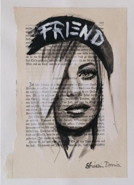 M: FRIEND - Print