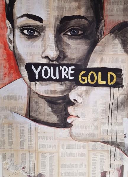 GOLD - Print