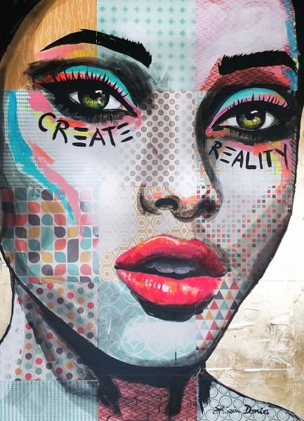 CREATE REALITY - Print