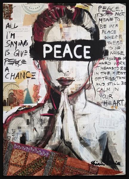 PEACE - Unikat