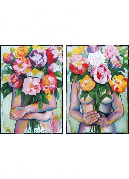 FLOWERS - Unikat